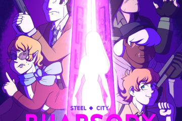 Cover: Steel City Rhapsody